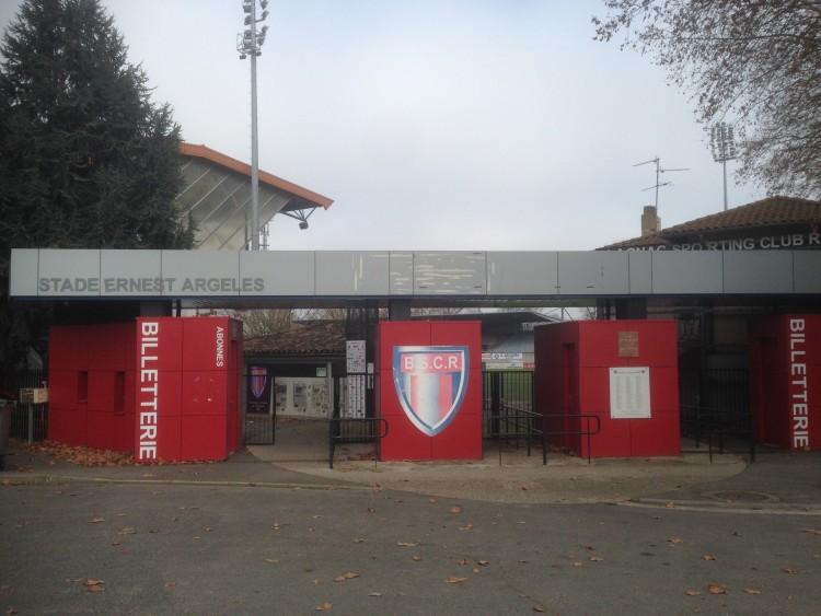 Stade Ernest-Argelès