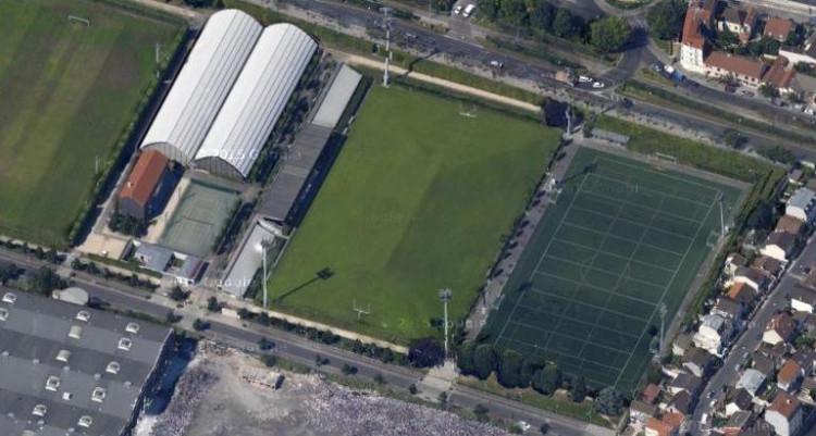Stade Géo André, La Courneuve