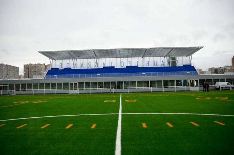 Stade Léo Lagrange, Asnières