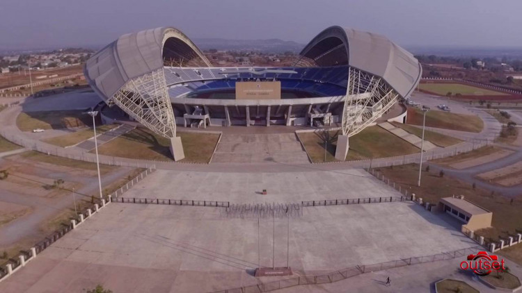 Stade Levy Mwanawasa
