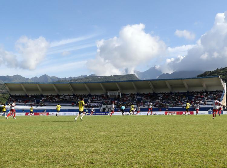 Stade municipal de Mahina