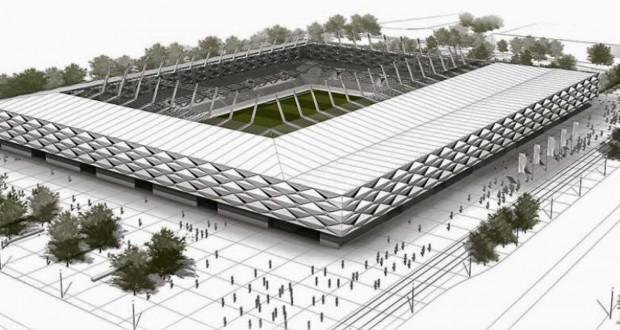 Nouveau stade national du Luxembourg