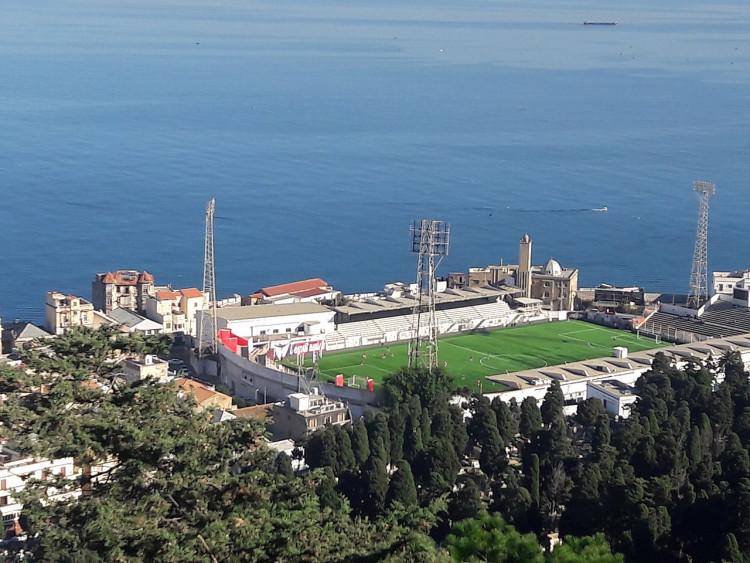 Stade Omar-Hamadi
