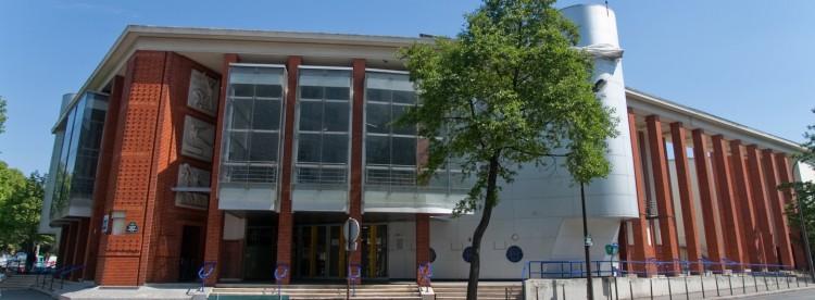 Stade Pierre-de-Coubertin - Paris