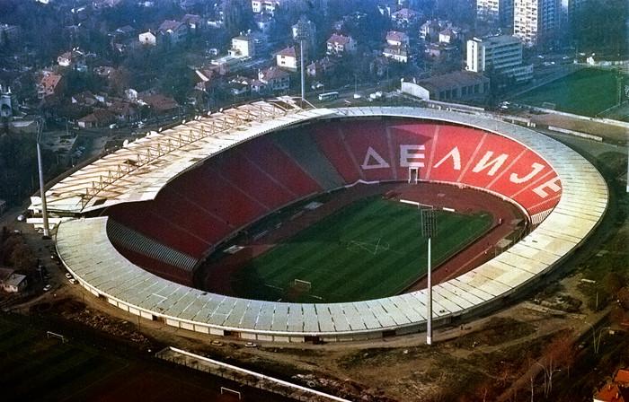Stade Rajko Mitić