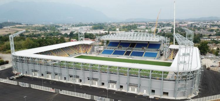 Stadio Benito Stirpe • OStadium.com