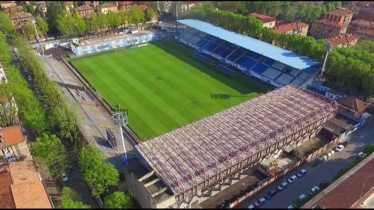 """Stadio Comunale """"Paolo Mazza"""""""