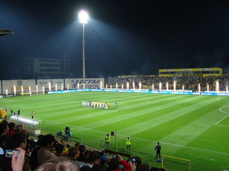 Stadionul Silviu Ploeșteanu