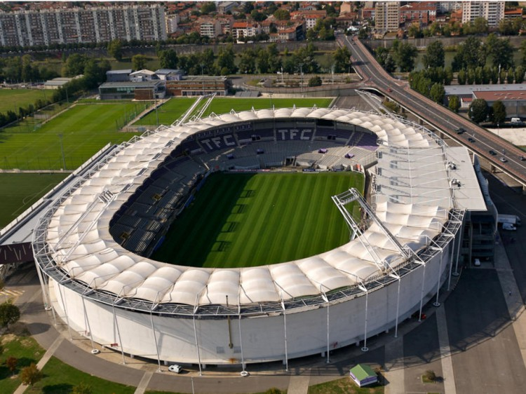 Stadium municipal de Toulouse