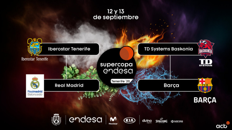 Supercopa Endesa Tenerife 2020