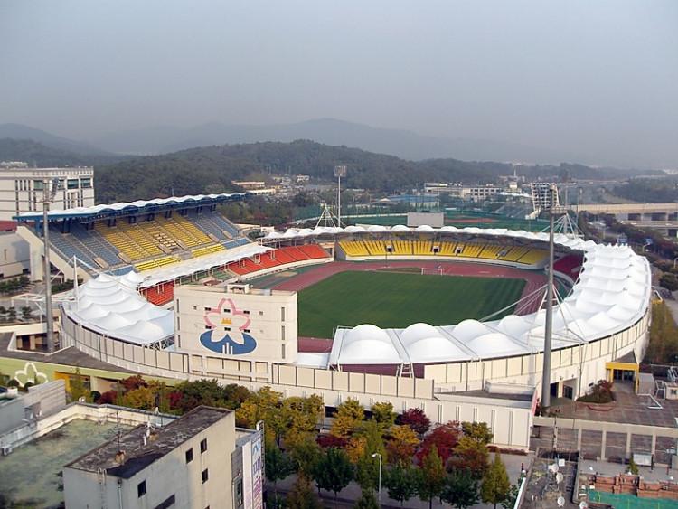 Tancheon Stadium