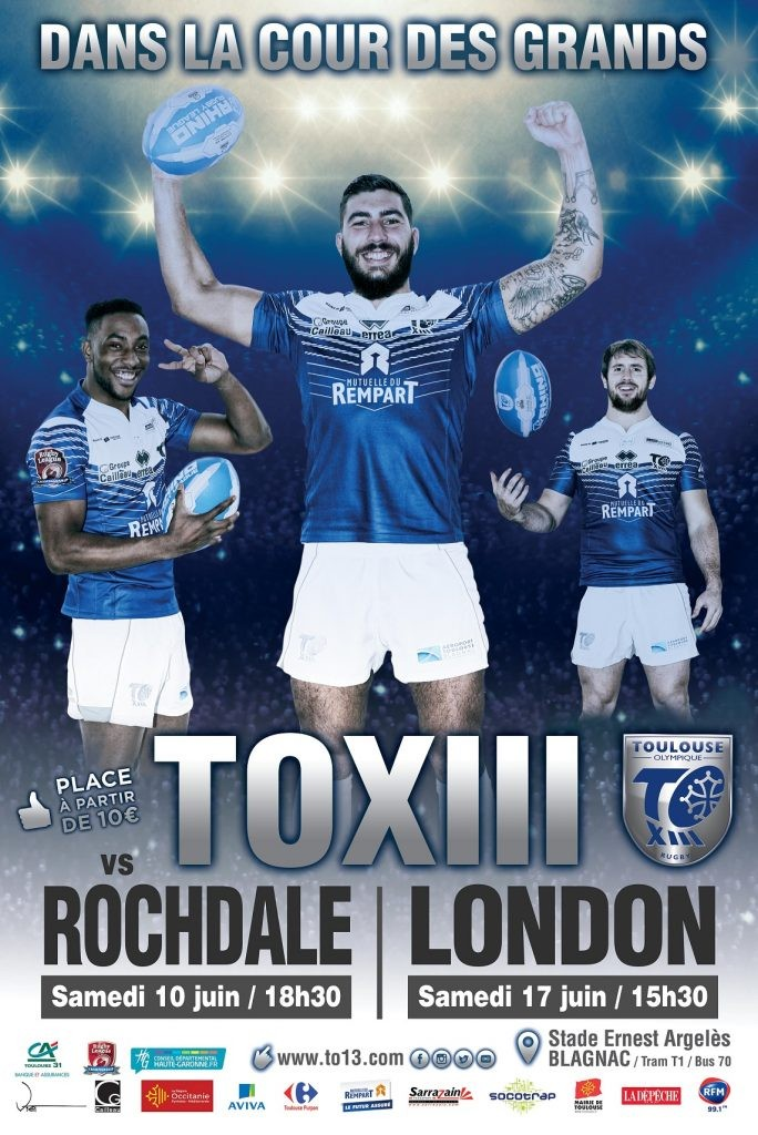 TO XIII / ROCHDALE HORNETS