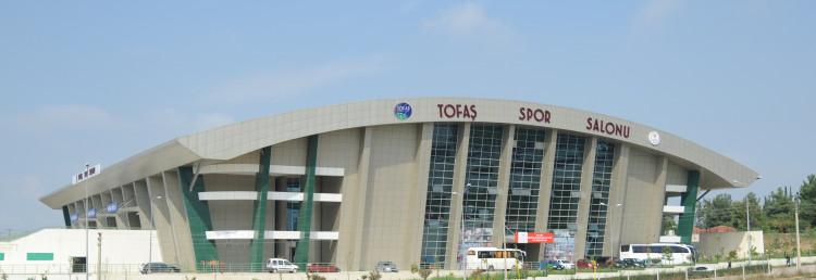 Tofaş Nilüfer Spor Salonu