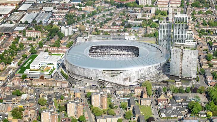 Tottenham HotSpurs Stadium