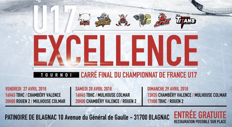 Tournoi Final Championnat de France U17 EXCELLENCE