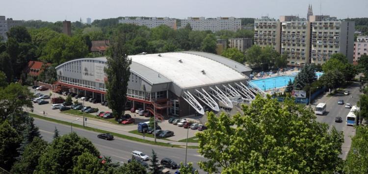 Városi Sportcsarnok, Szeged