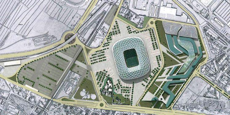 Viola's new stadium