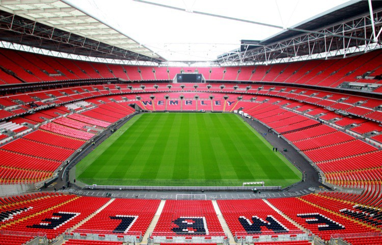 Wembley connected by EE