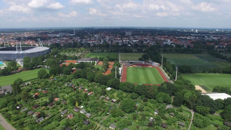 Weserstadion Platz 11