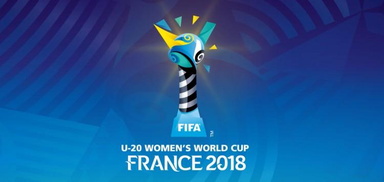 U-20 Women World Cup FIFA 2018