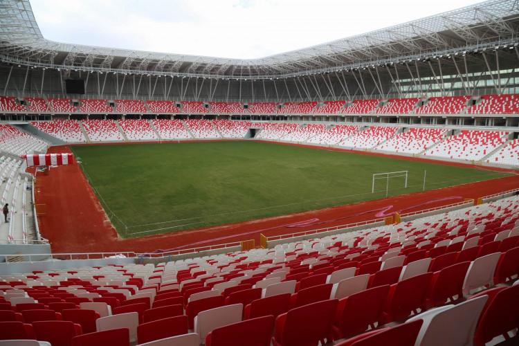 Yeni 4 Eylül Stadyumu