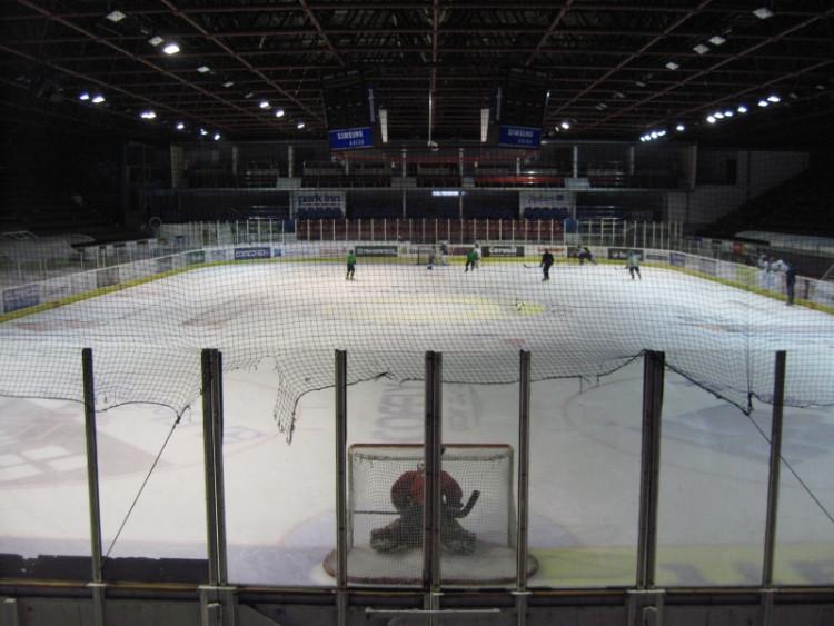 Zimný štadión Vladimíra Dzurillu